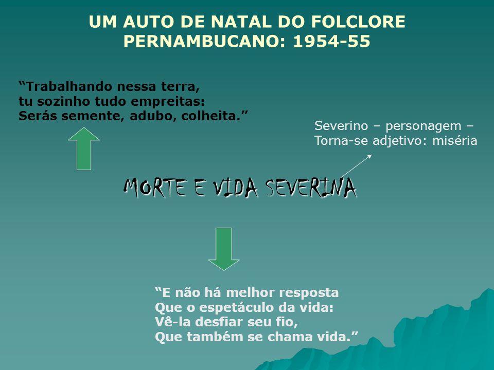 UM AUTO DE NATAL DO FOLCLORE PERNAMBUCANO: 1954-55