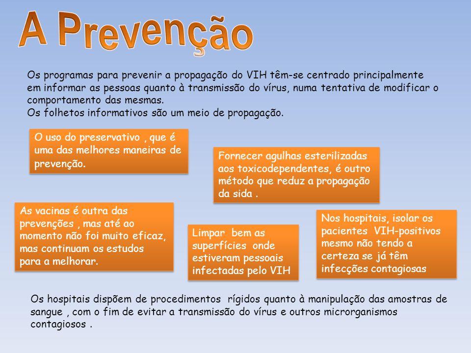 A Prevenção