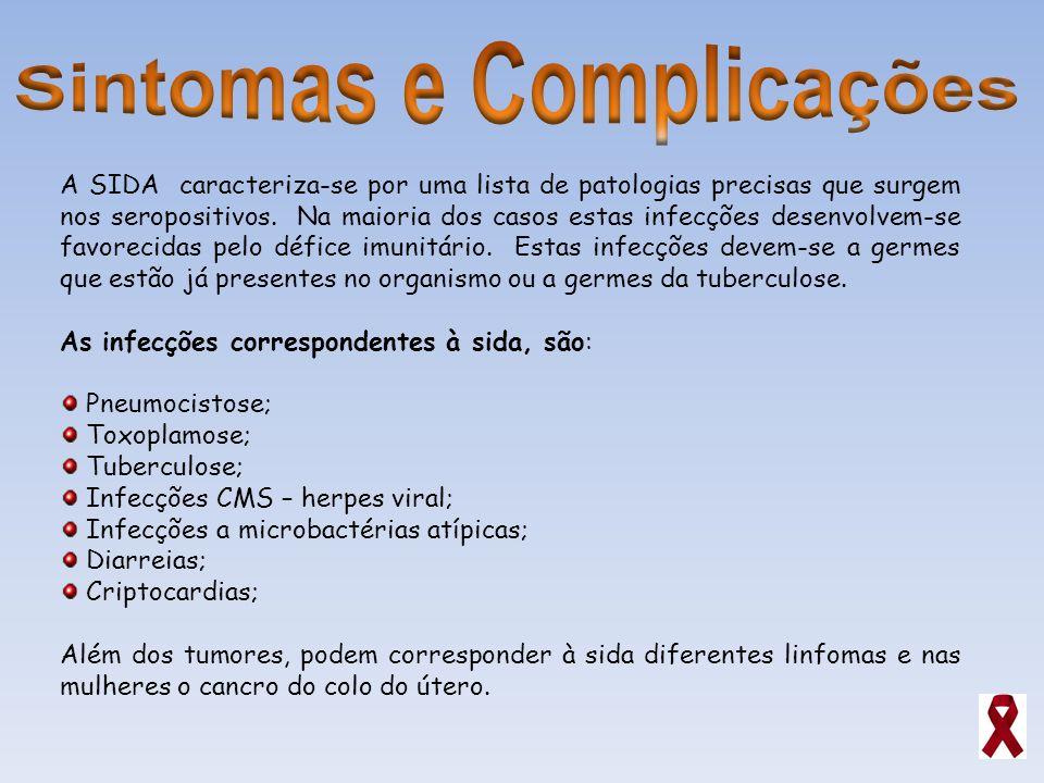 Sintomas e Complicações
