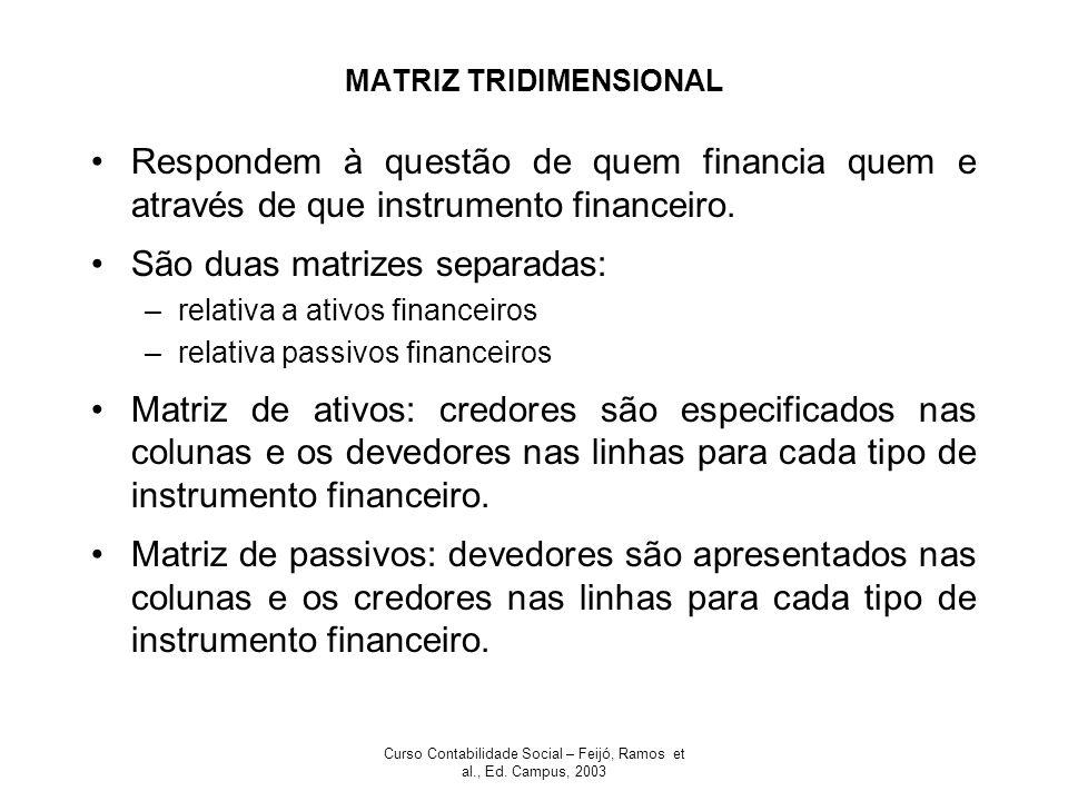MATRIZ TRIDIMENSIONAL