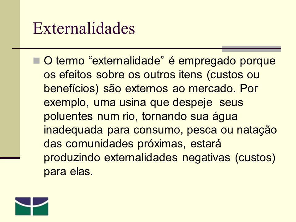 Externalidades