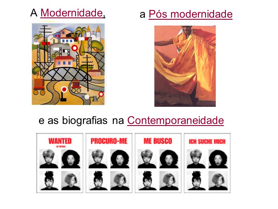 e as biografias na Contemporaneidade