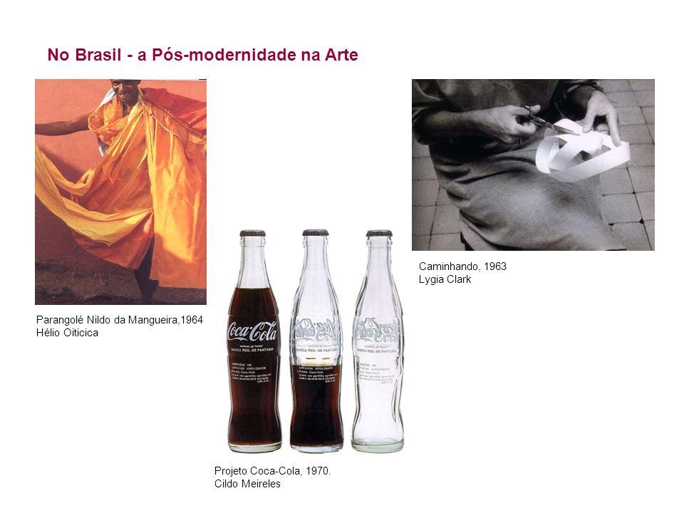 No Brasil - a Pós-modernidade na Arte