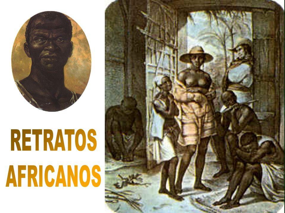 RETRATOS AFRICANOS