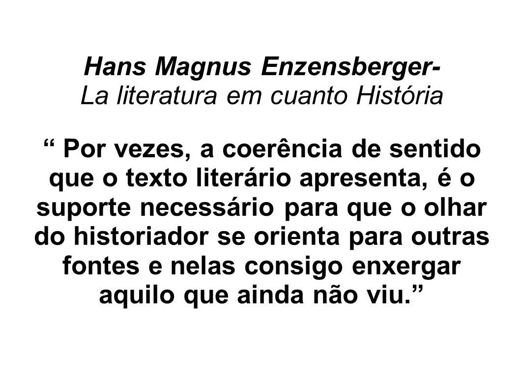 Hans Magnus Enzensberger-