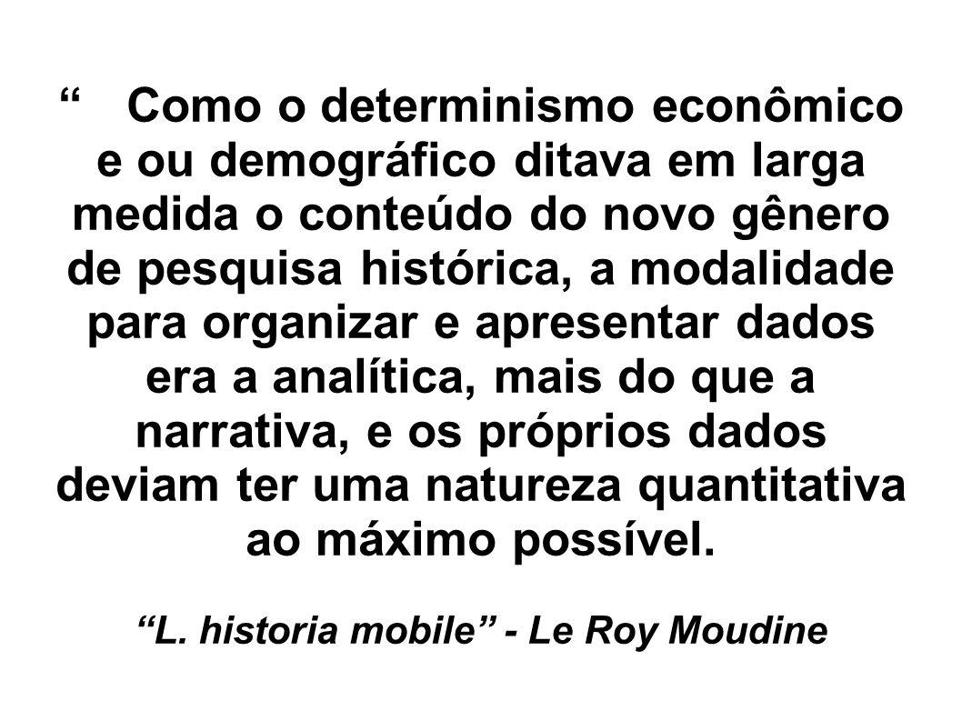 L. historia mobile - Le Roy Moudine