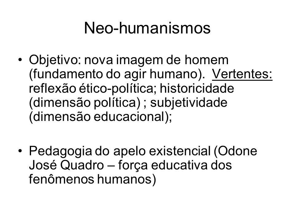 Neo-humanismos