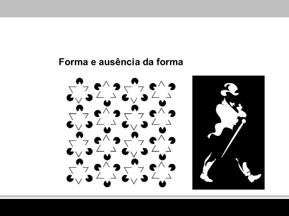 Forma e ausência da forma