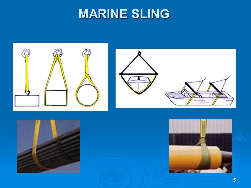 MARINE SLING