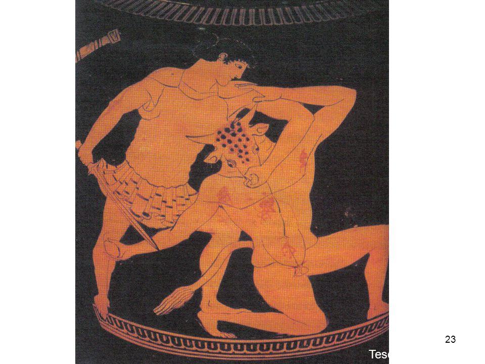 Teseu e o Minotauro