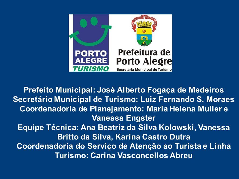 Prefeito Municipal: José Alberto Fogaça de Medeiros