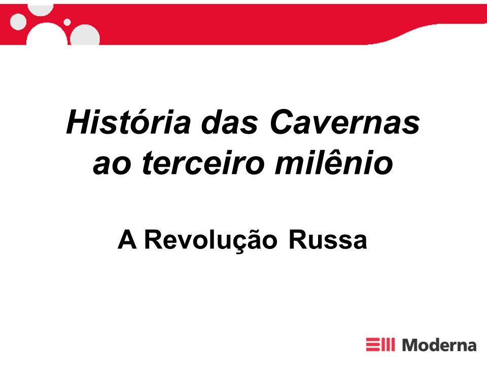 História das Cavernas ao terceiro milênio