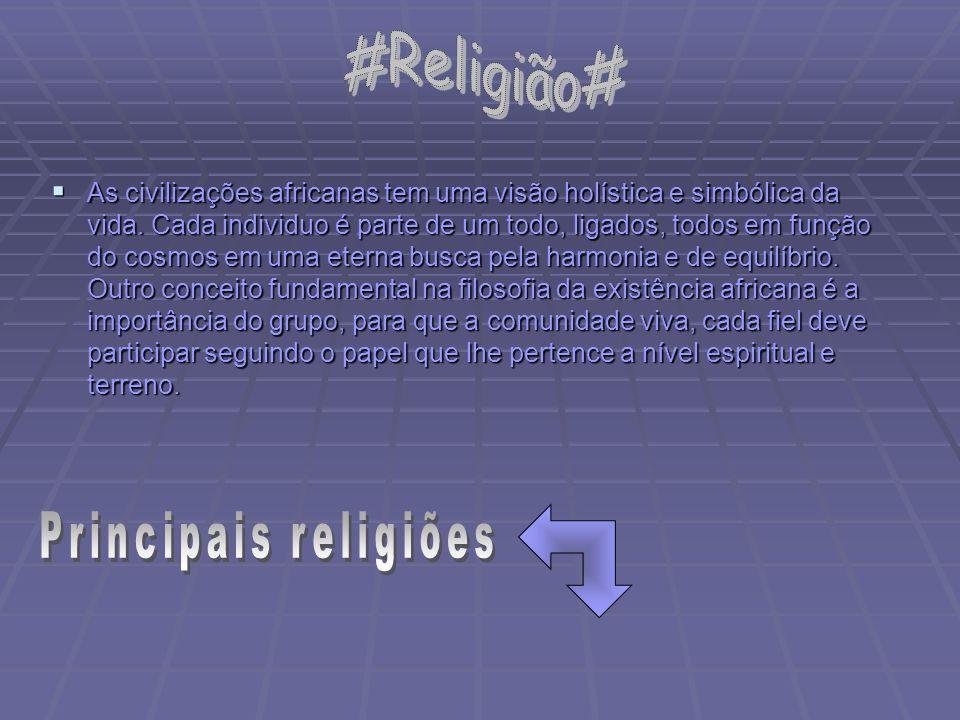 #Religião# Principais religiões
