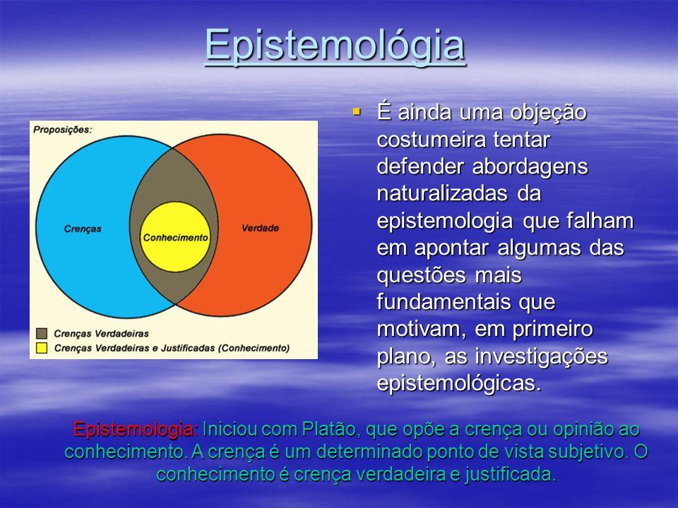 Epistemológia