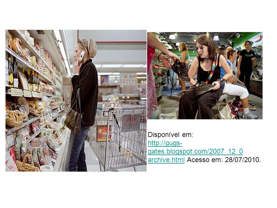 Disponível em: Disponível em: http://gugs-gates.blogspot.com/2007_12_0 archive.html Acesso em: 28/07/2010.