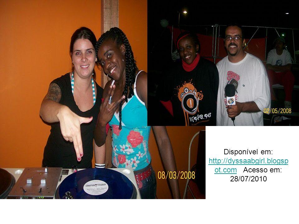 Disponível em: http://dyssaabgirl.blogspot.com Acesso em: 28/07/2010