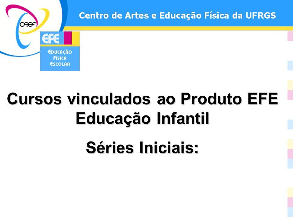 Cursos vinculados ao Produto EFE Educação Infantil