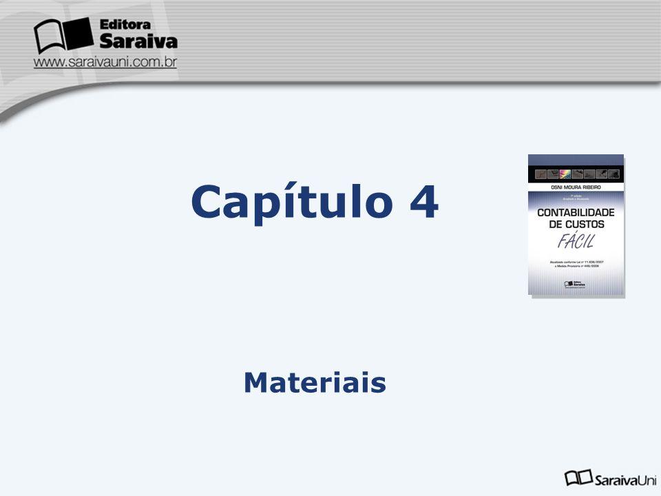 Capítulo 4 Materiais