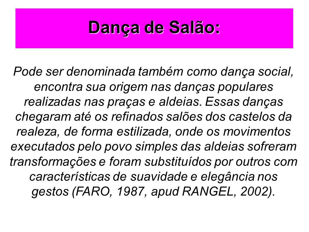 Dança de Salão: