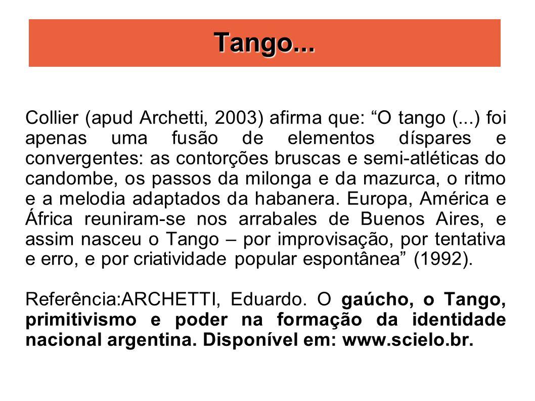 Tango...