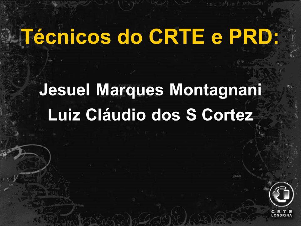 Jesuel Marques Montagnani Luiz Cláudio dos S Cortez