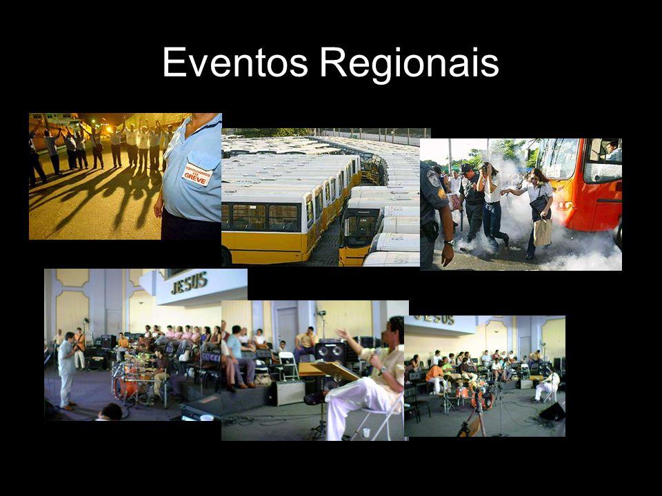 Eventos Regionais