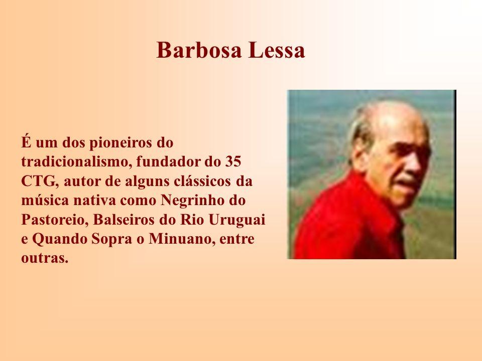 Barbosa Lessa
