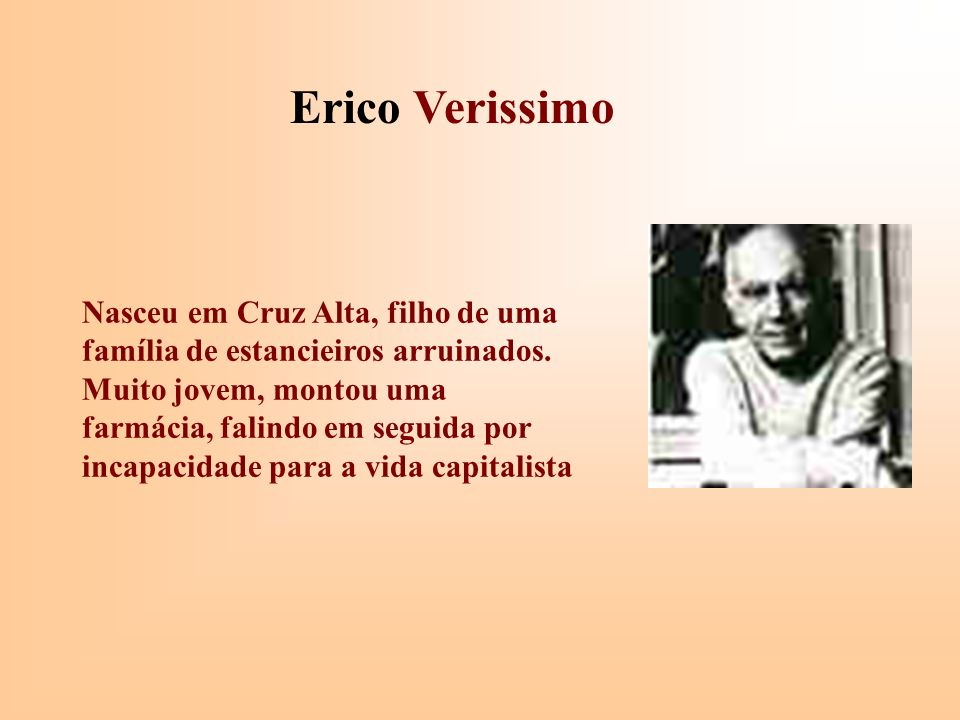 Erico Verissimo