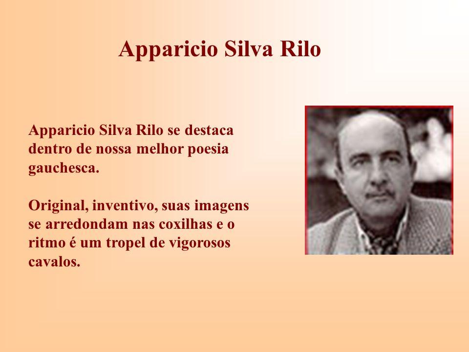 Apparicio Silva Rilo