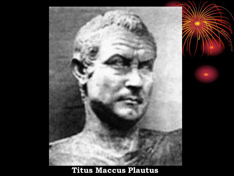 Titus Maccus Plautus
