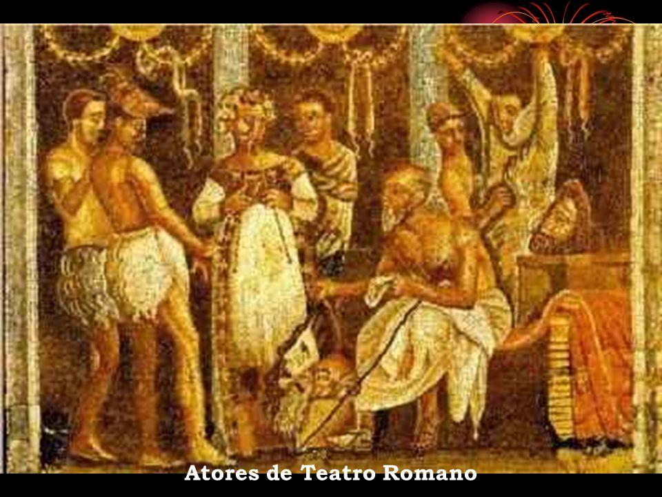 Atores de Teatro Romano