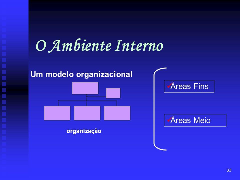 Um modelo organizacional