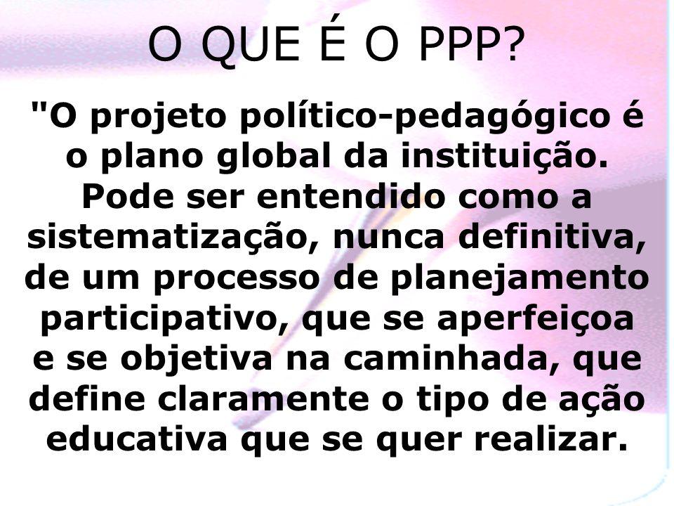 O QUE É O PPP