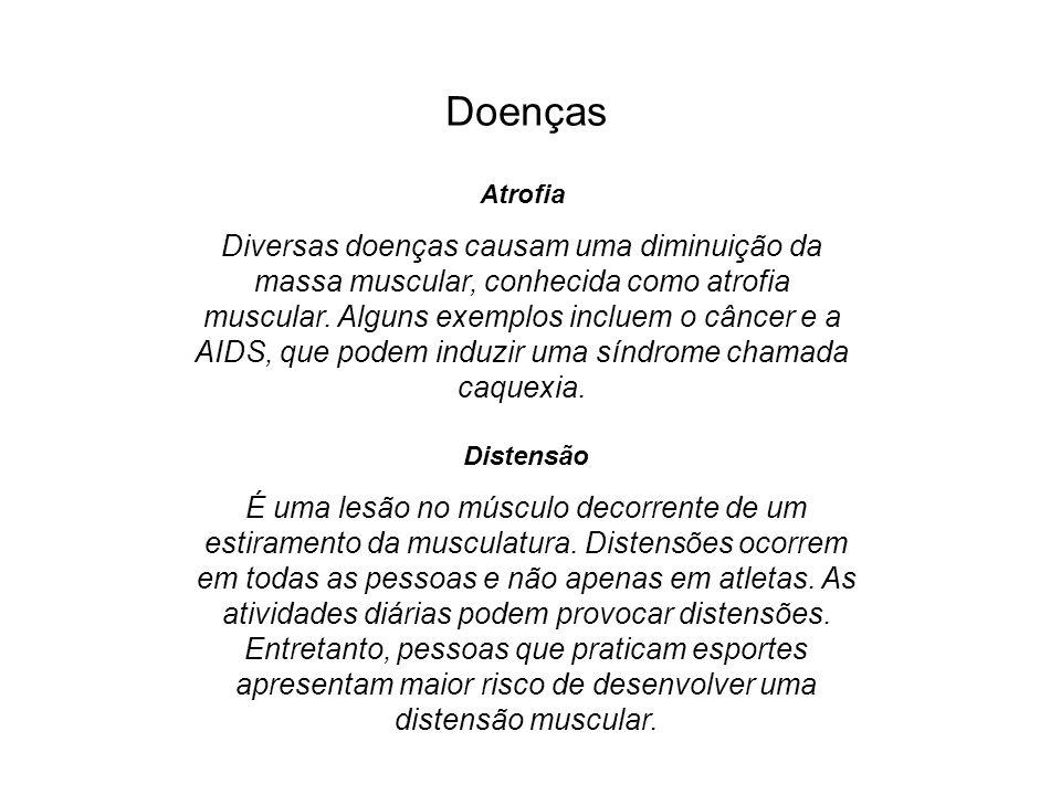 Doenças Atrofia.