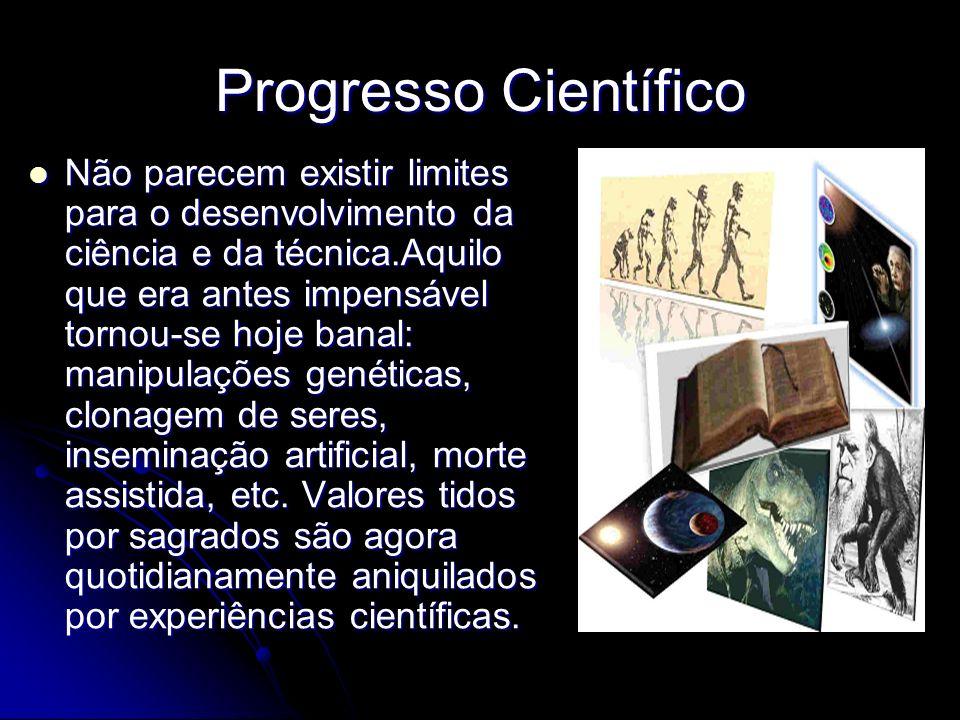 Progresso Científico