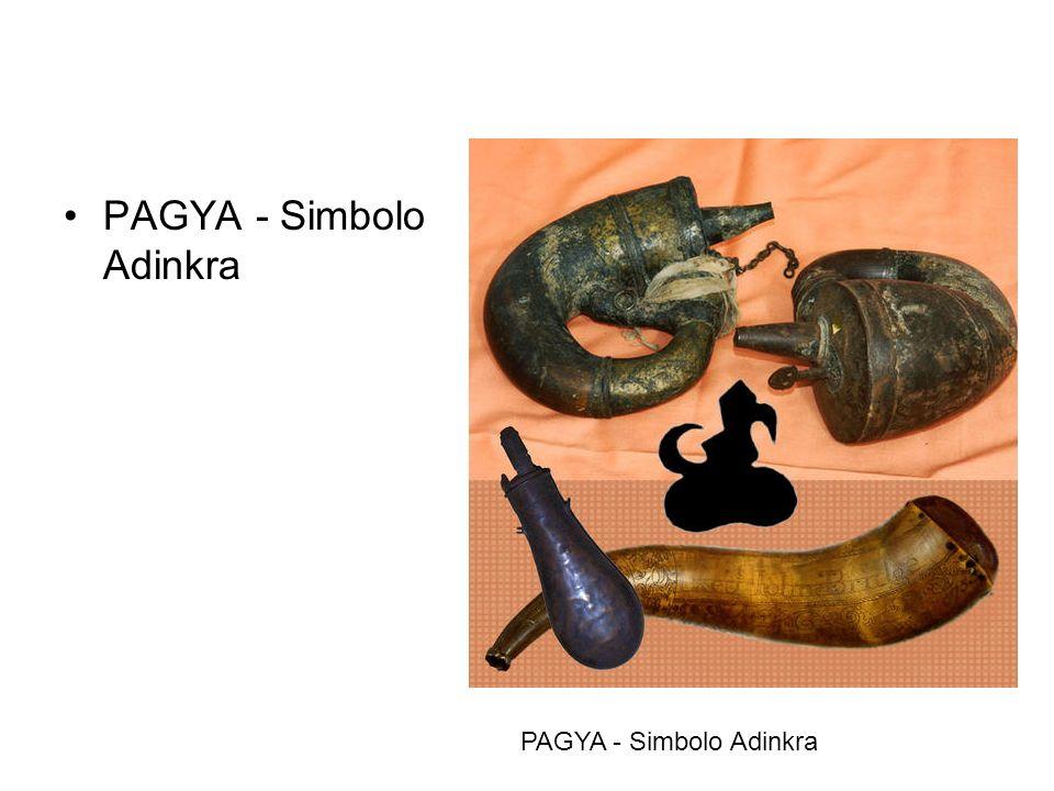 PAGYA - Simbolo Adinkra