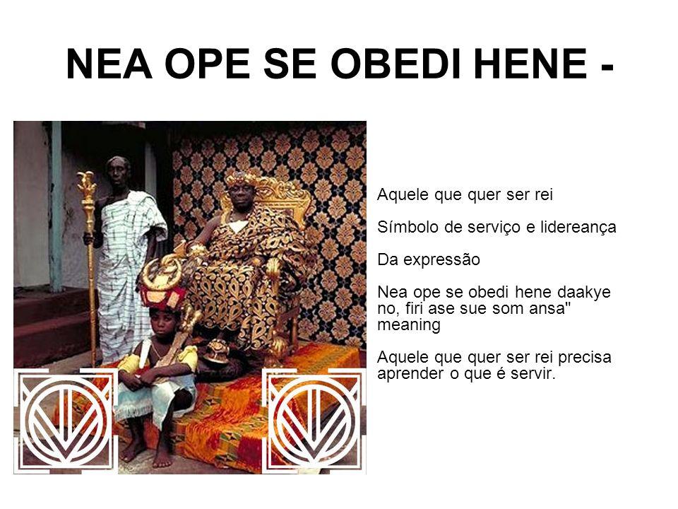 NEA OPE SE OBEDI HENE -