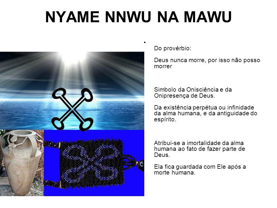 NYAME NNWU NA MAWU