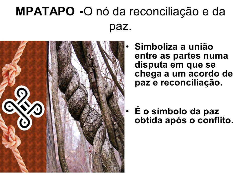 MPATAPO -O nó da reconciliação e da paz.