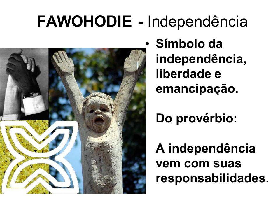 FAWOHODIE - Independência