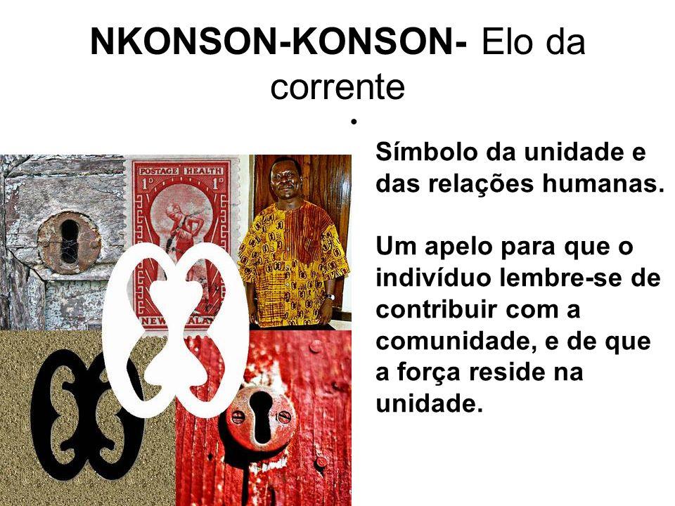 NKONSON-KONSON- Elo da corrente