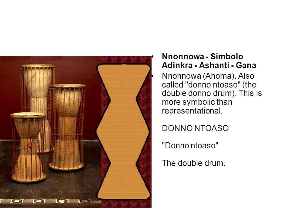 Nnonnowa - Simbolo Adinkra - Ashanti - Gana