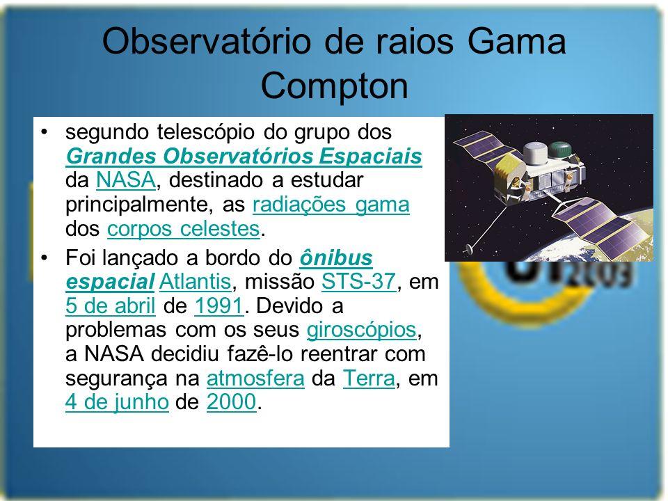 Observatório de raios Gama Compton