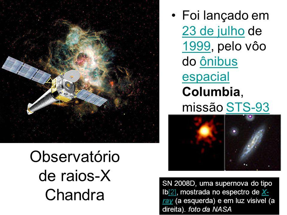 Observatório de raios-X Chandra