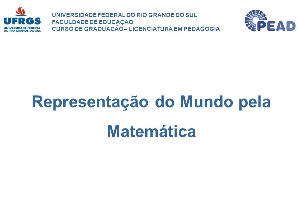 Representação do Mundo pela Matemática