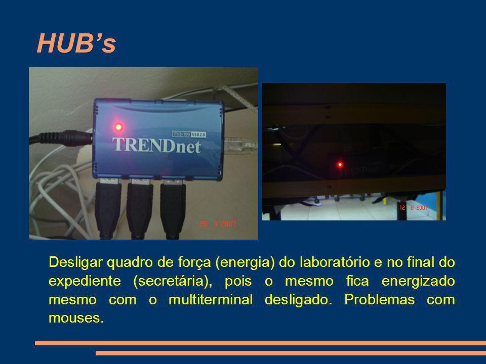 HUB's