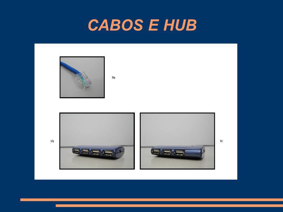 CABOS E HUB