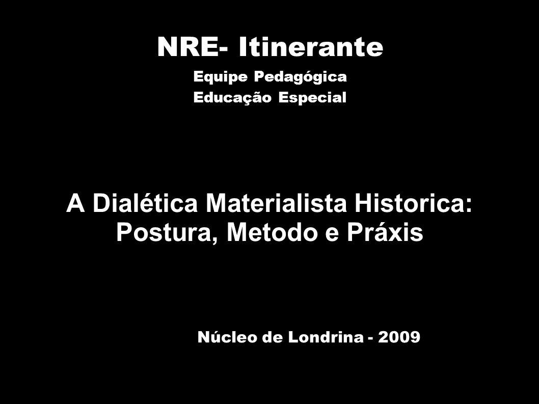 NRE- Itinerante Equipe Pedagógica Educação Especial