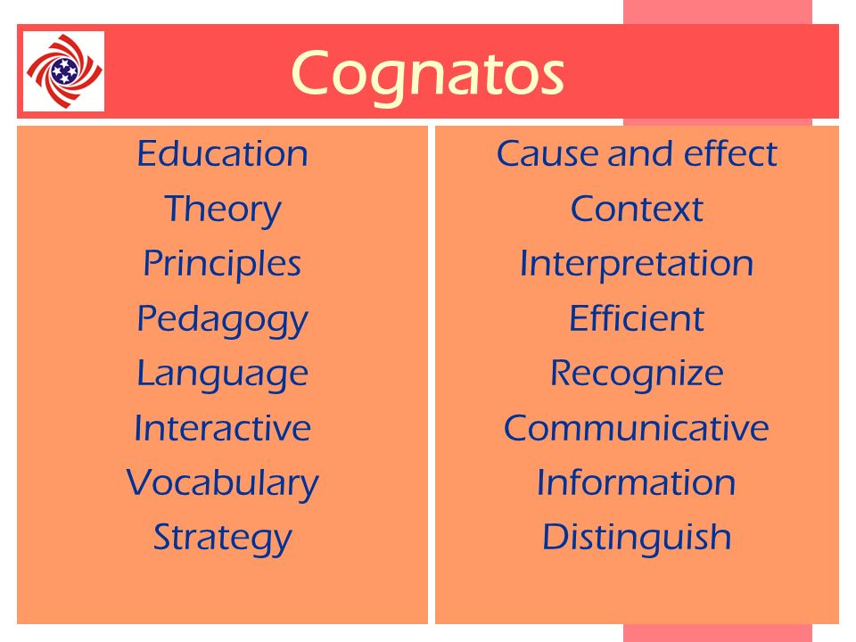 Cognatos Education Theory Principles Pedagogy Language Interactive
