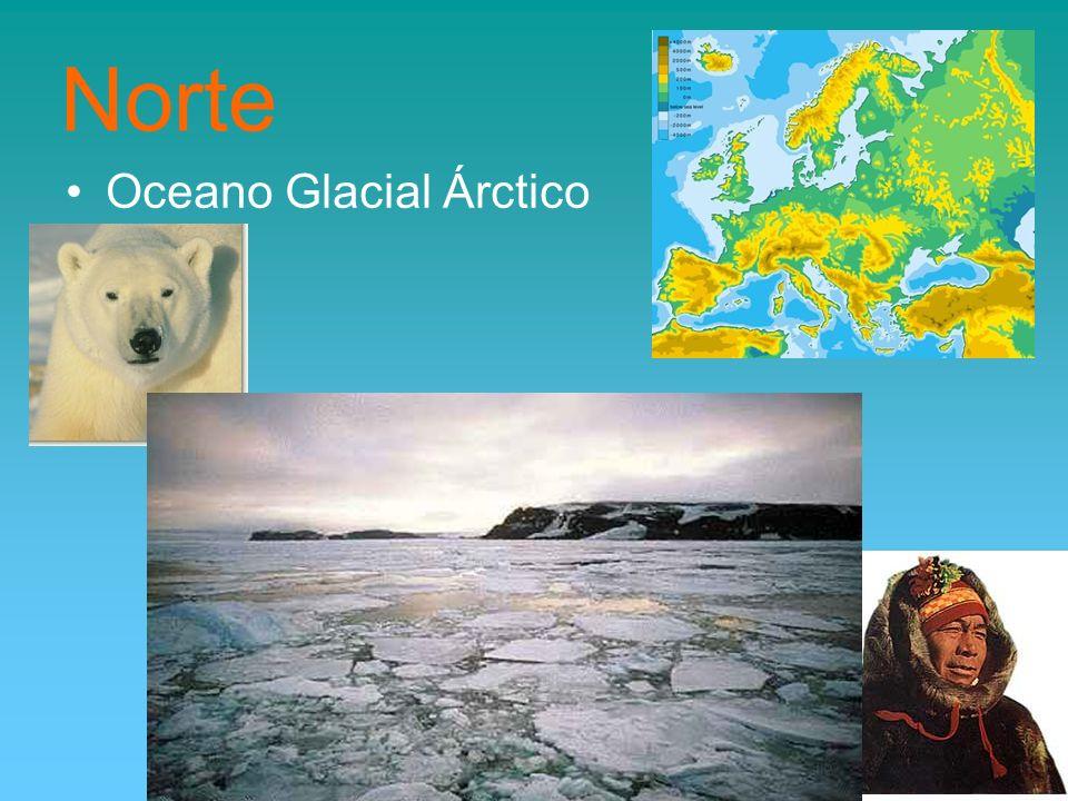 Norte Oceano Glacial Árctico